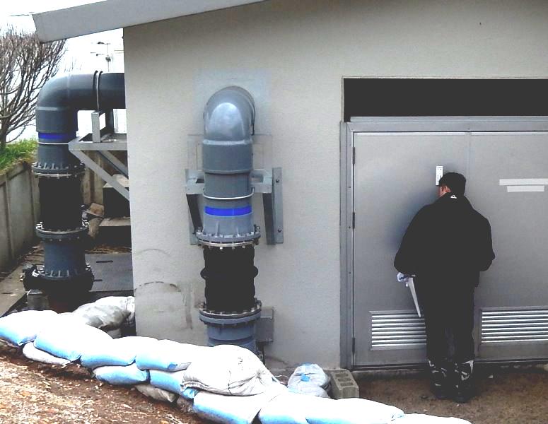(5-①)海水取水設備