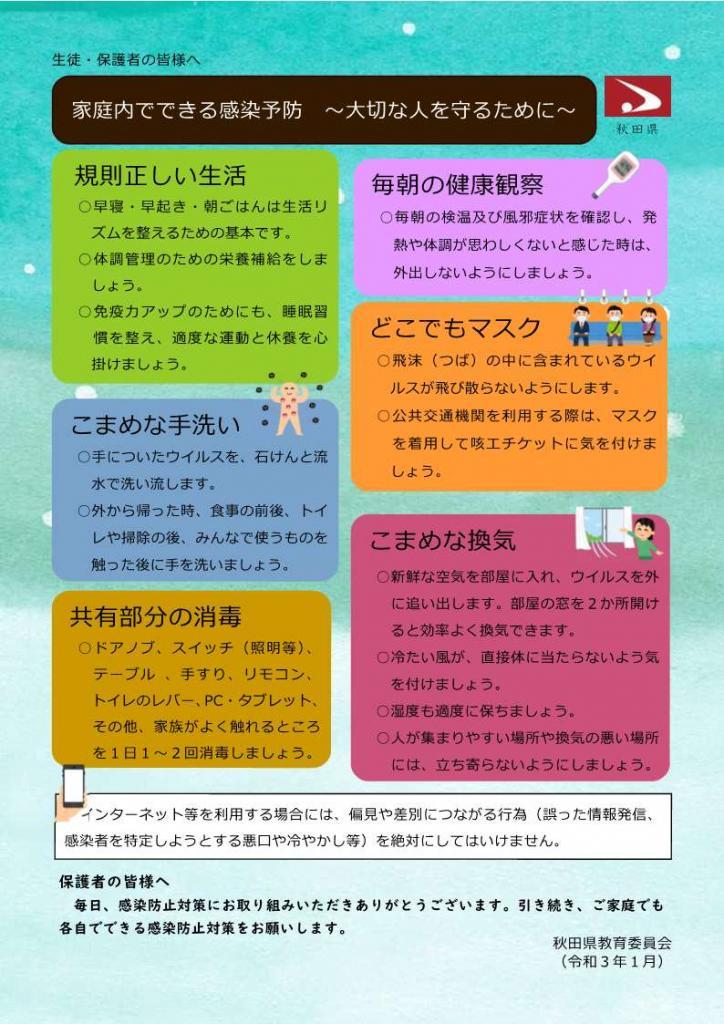 情報 秋田 県 コロナ 男鹿みなと病院でクラスター 14日は県内19人がコロナ感染 秋田魁新報電子版